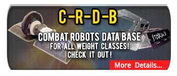 CRDB - Combat Robots DataBase